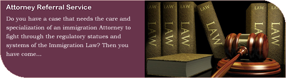 Attorney Referral Service